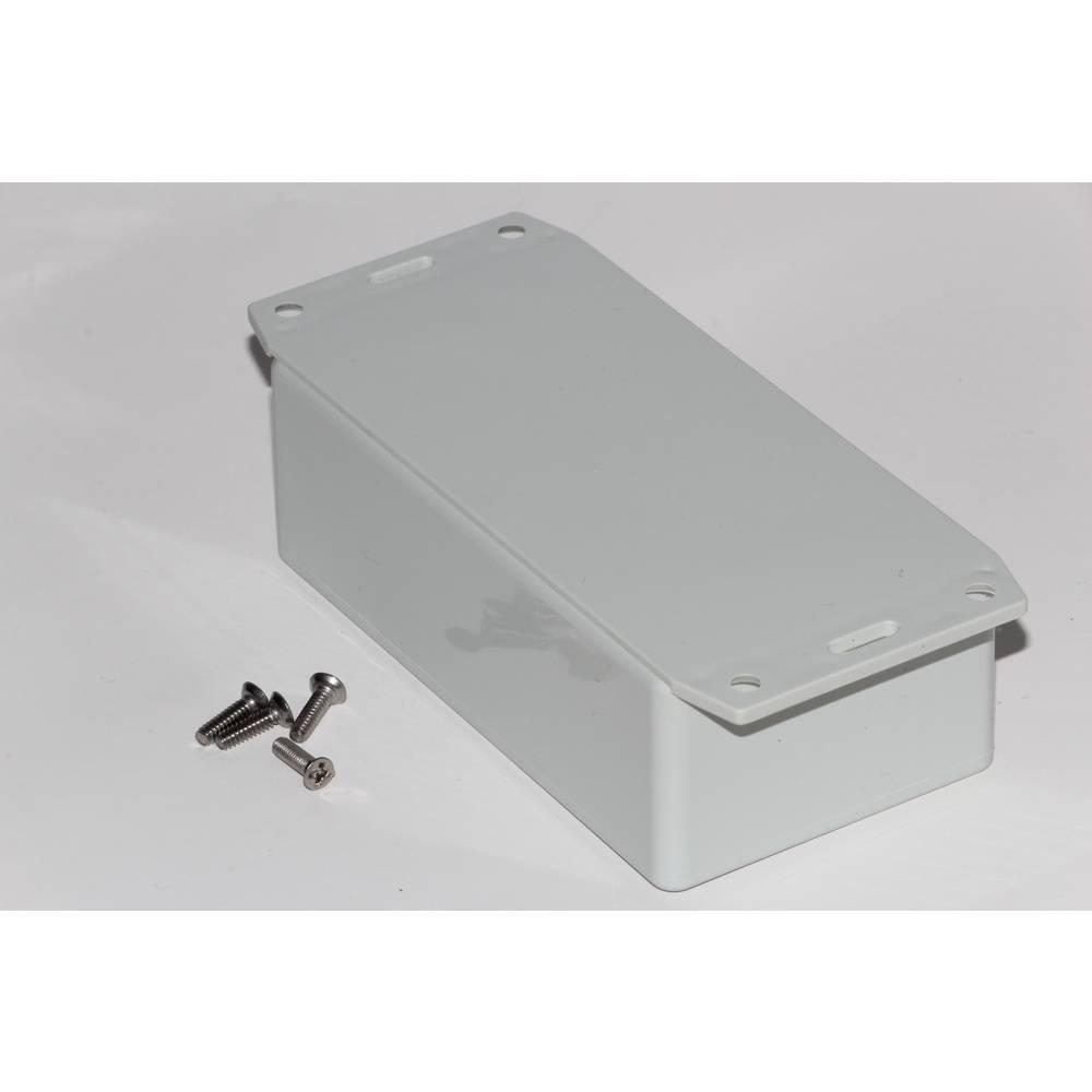 Universalkabinet 120 x 65 x 40 ABS Grå Hammond Electronics 1591CF2GY 1 stk