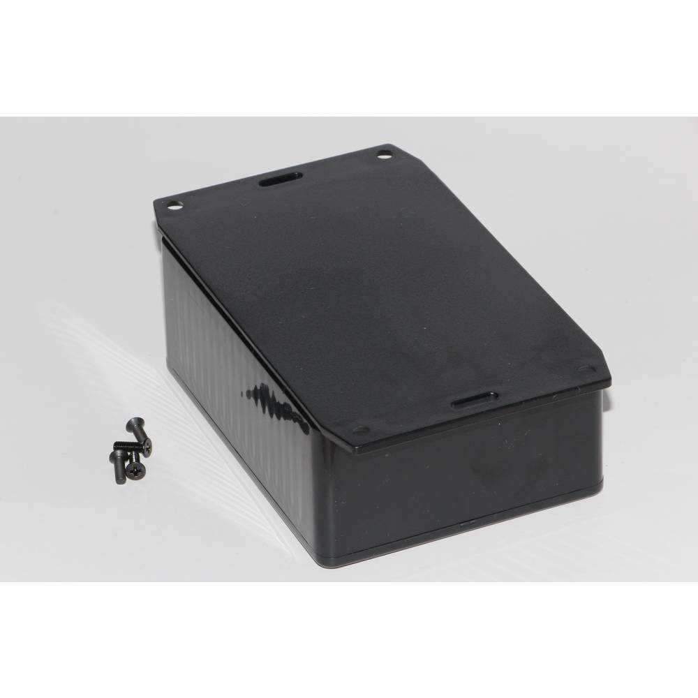 Universalkabinet 110 x 82 x 44 ABS Sort Hammond Electronics 1591SF2BK 1 stk