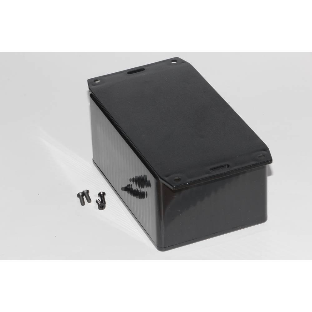 Universalkabinet 120 x 80 x 59 ABS Grå Hammond Electronics 1591TF2GY 1 stk