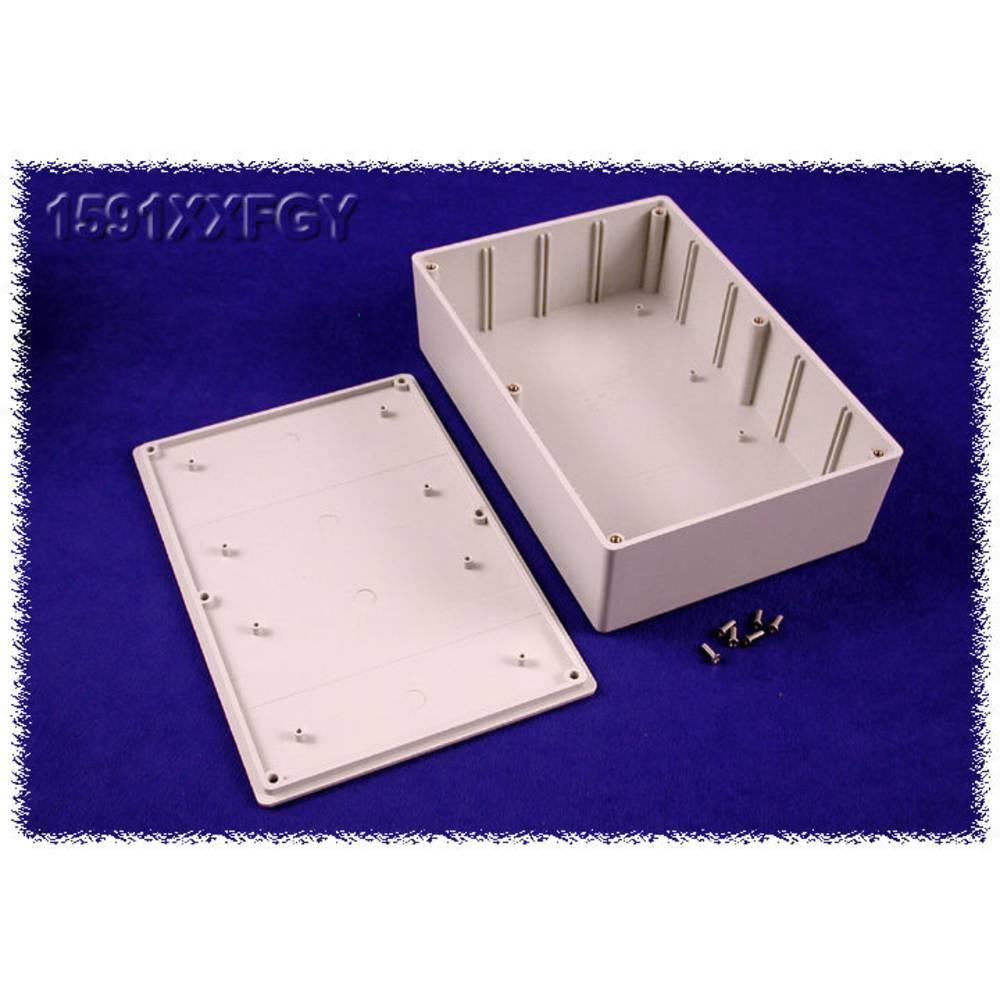 Universalkabinet 221 x 150 x 64 ABS Grå Hammond Electronics 1591XXFGY 1 stk