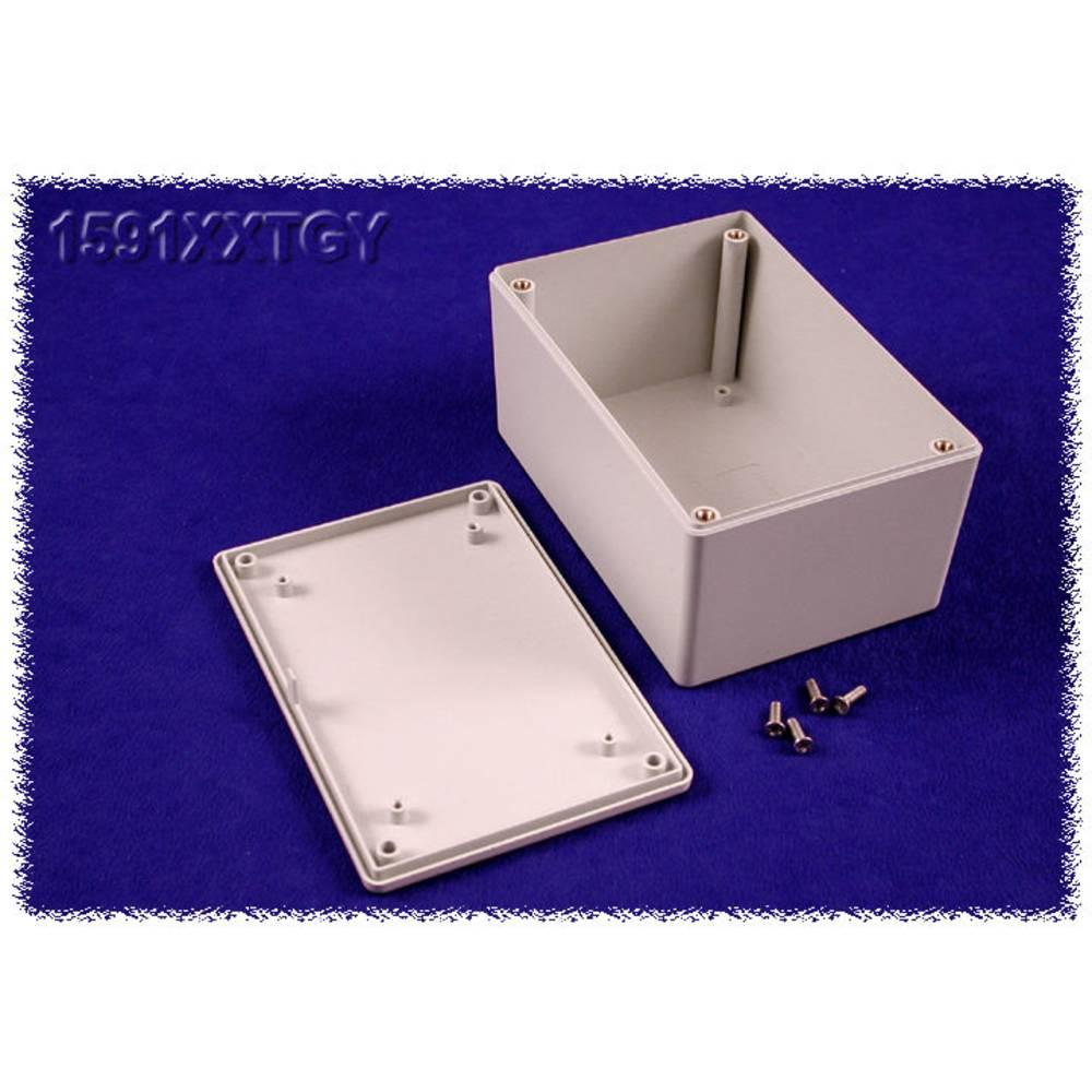 Universalkabinet 123 x 83 x 60 ABS Grå Hammond Electronics 1591XXTGY 1 stk