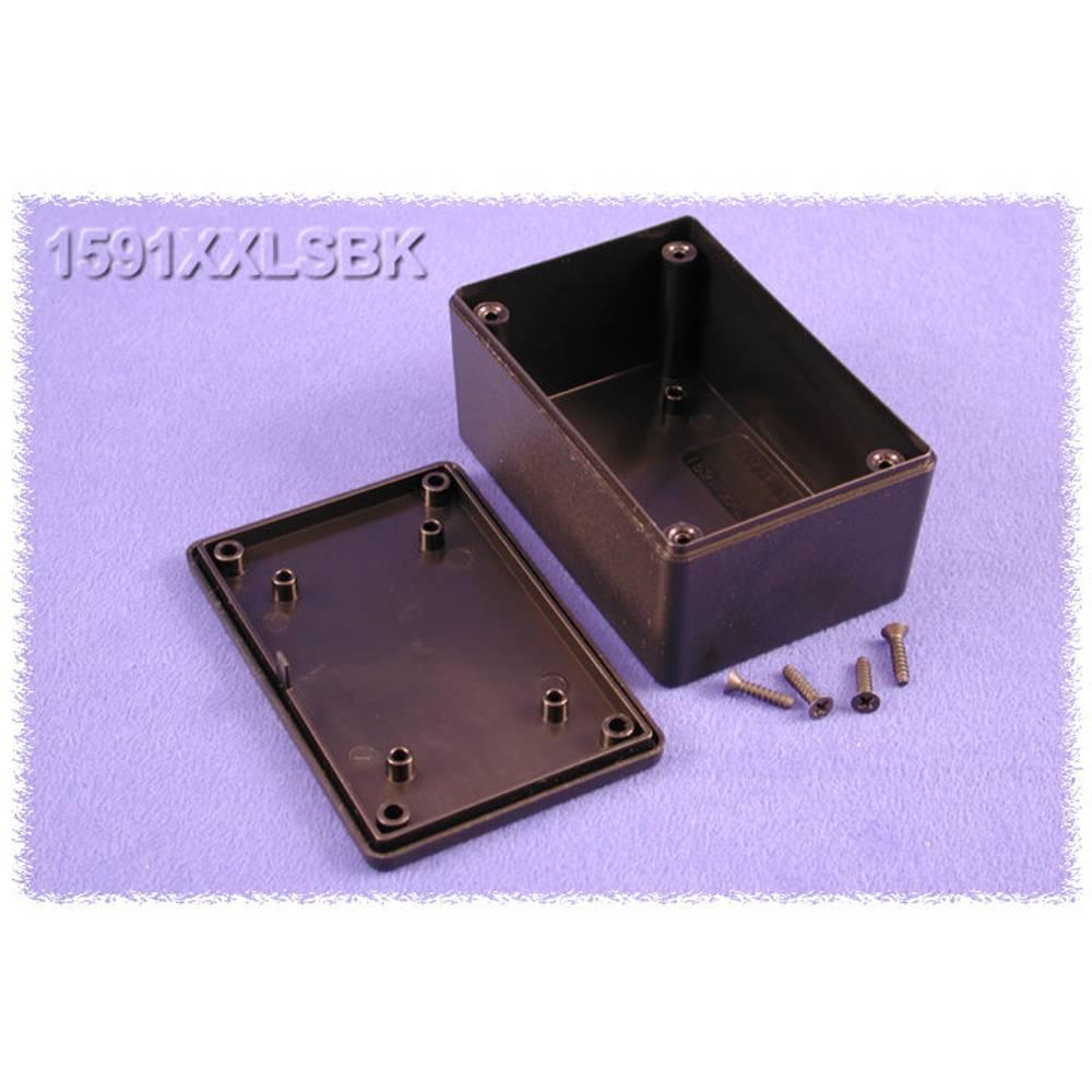 Universalkabinet 87 x 57 x 40 ABS Sort Hammond Electronics 1591XXLSBK 1 stk