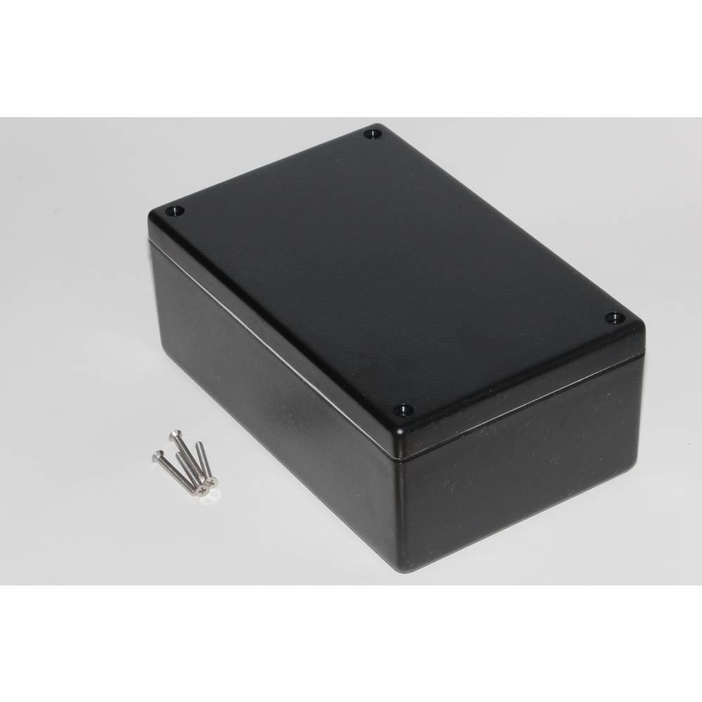 Universalkabinet 167 x 107 x 65 ABS Sort Hammond Electronics 1594EWBK 1 stk