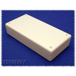 Hånd-kabinet Hammond Electronics 1599EGY 170 x 85 x 34 ABS Grå 1 stk