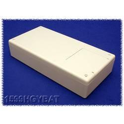 Hånd-kabinet Hammond Electronics 1599HGY 220 x 110 x 44 ABS Grå 1 stk