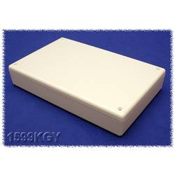 Hånd-kabinet Hammond Electronics 1599KGY 220 x 140 x 40 ABS Grå 1 stk