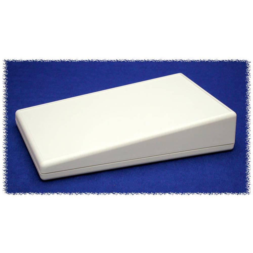 Pult-kabinet Hammond Electronics 1599KTLGY 220 x 140 x 40 ABS Grå 1 stk