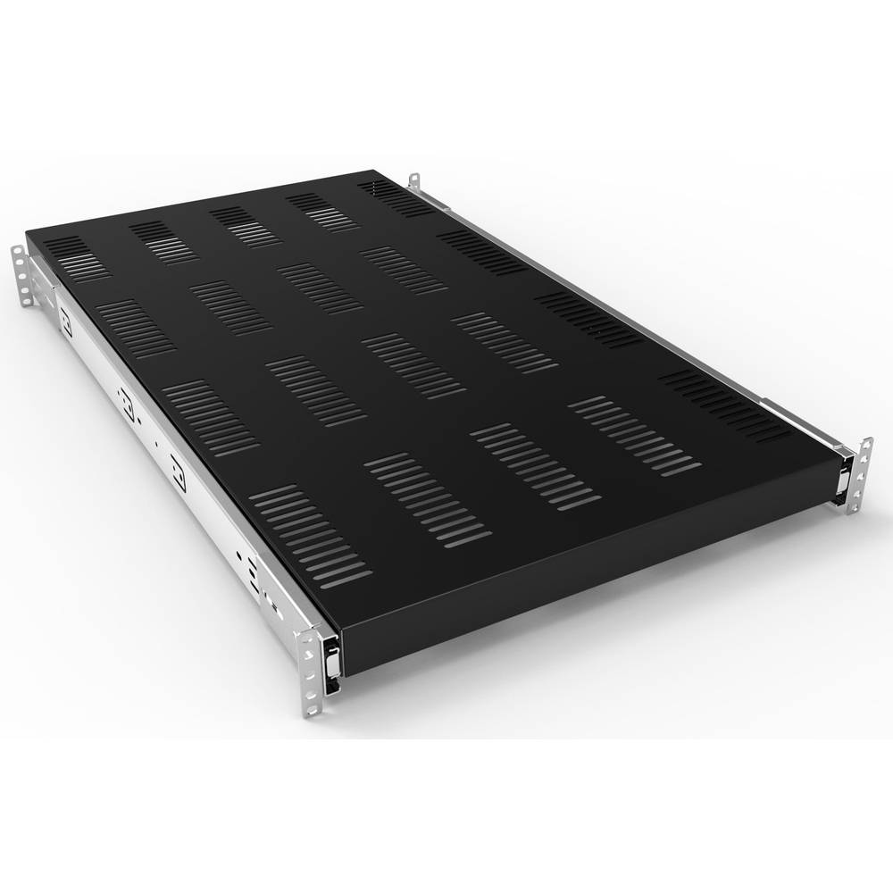 Skoreol Hammond Electronics RSVS1926BK1 Ventilation (L x B x H) 44 x 483 x 660 mm Stålplade Sort 1 stk