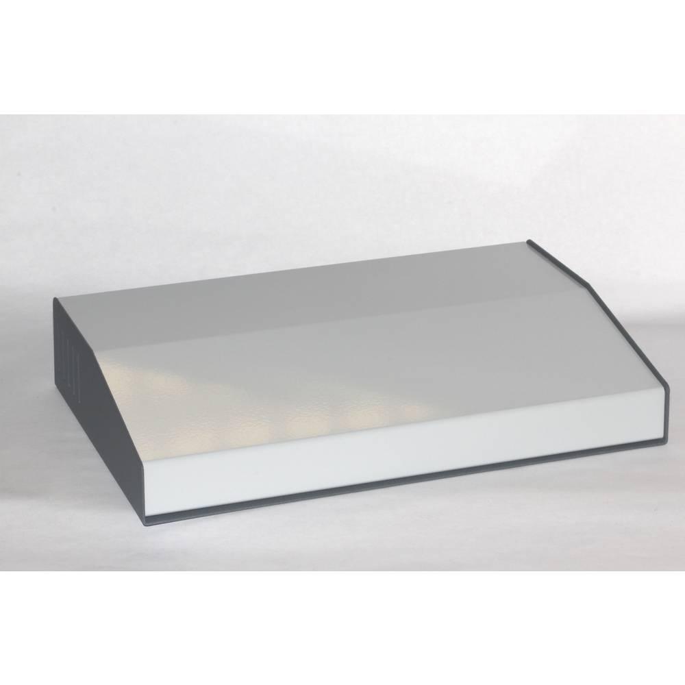 Pult-kabinet Hammond Electronics 500-0950 204 x 299 x 58 Aluminium Grå 1 stk