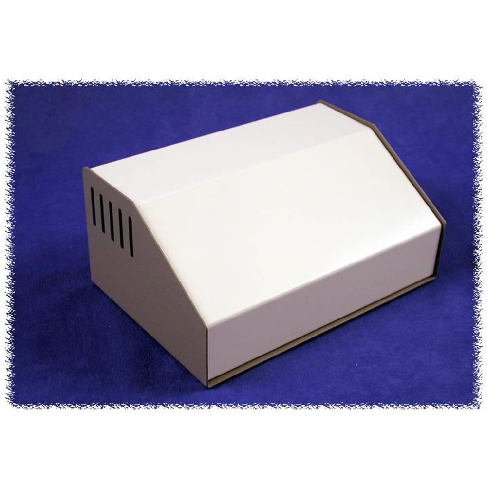 Pult-kabinet Hammond Electronics 519-0910 150 x 218 x 100 Stål Grå 1 stk