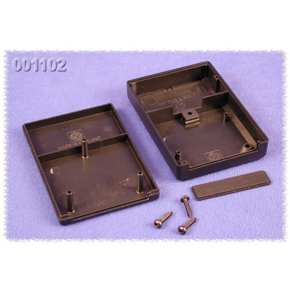 Hånd-kabinet Hammond Electronics 001117 125 x 70 x 22 ABS Grå 1 stk