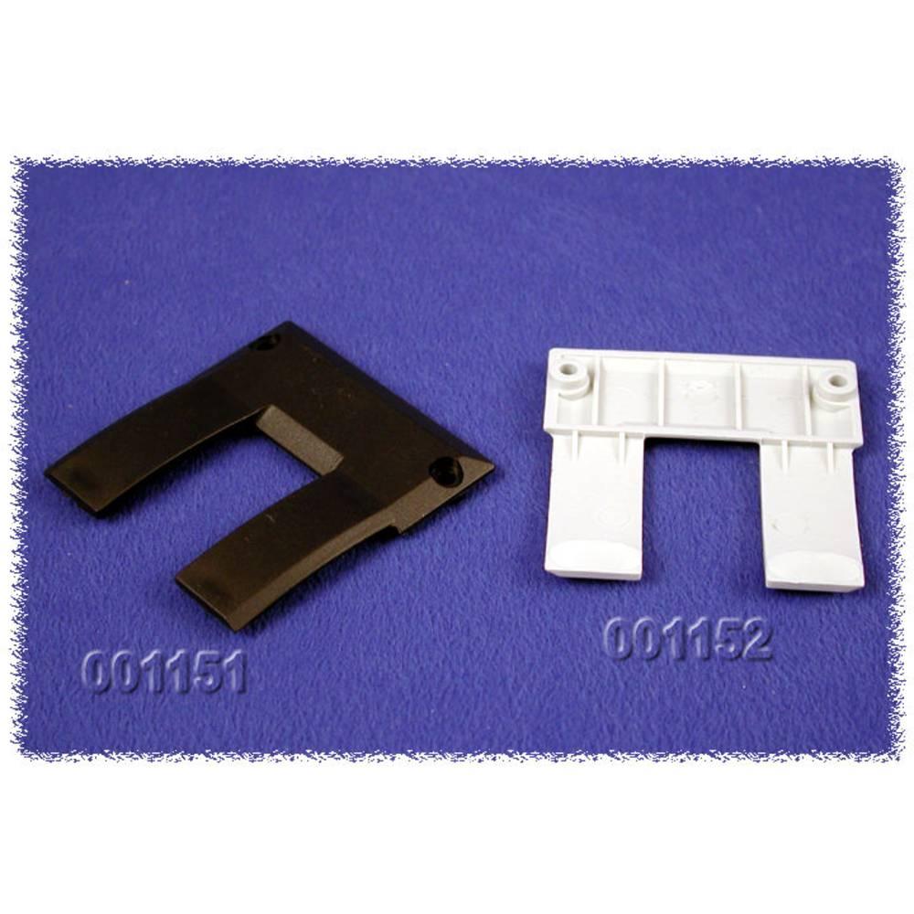 Bælte-clip Hammond Electronics 001152 001152 ABS Grå (L x B x H) 50 x 50 x 5 mm 1 stk