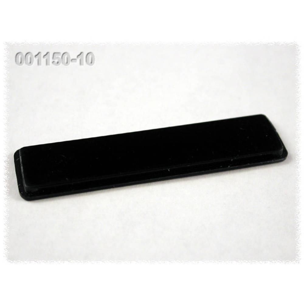 IR clip Hammond Electronics 001150-10 001150-10 ABS Rød (L x B x H) 47 x 2 x 12 mm 10 stk