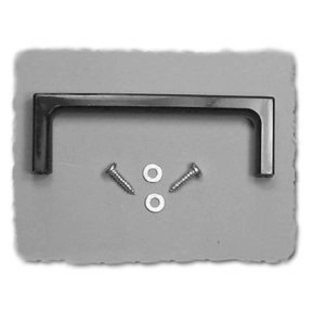 Kabinetgreb Hammond Electronics M250-1003 Sort (L x B x H) 111 x 13.2 x 36 mm 1 stk