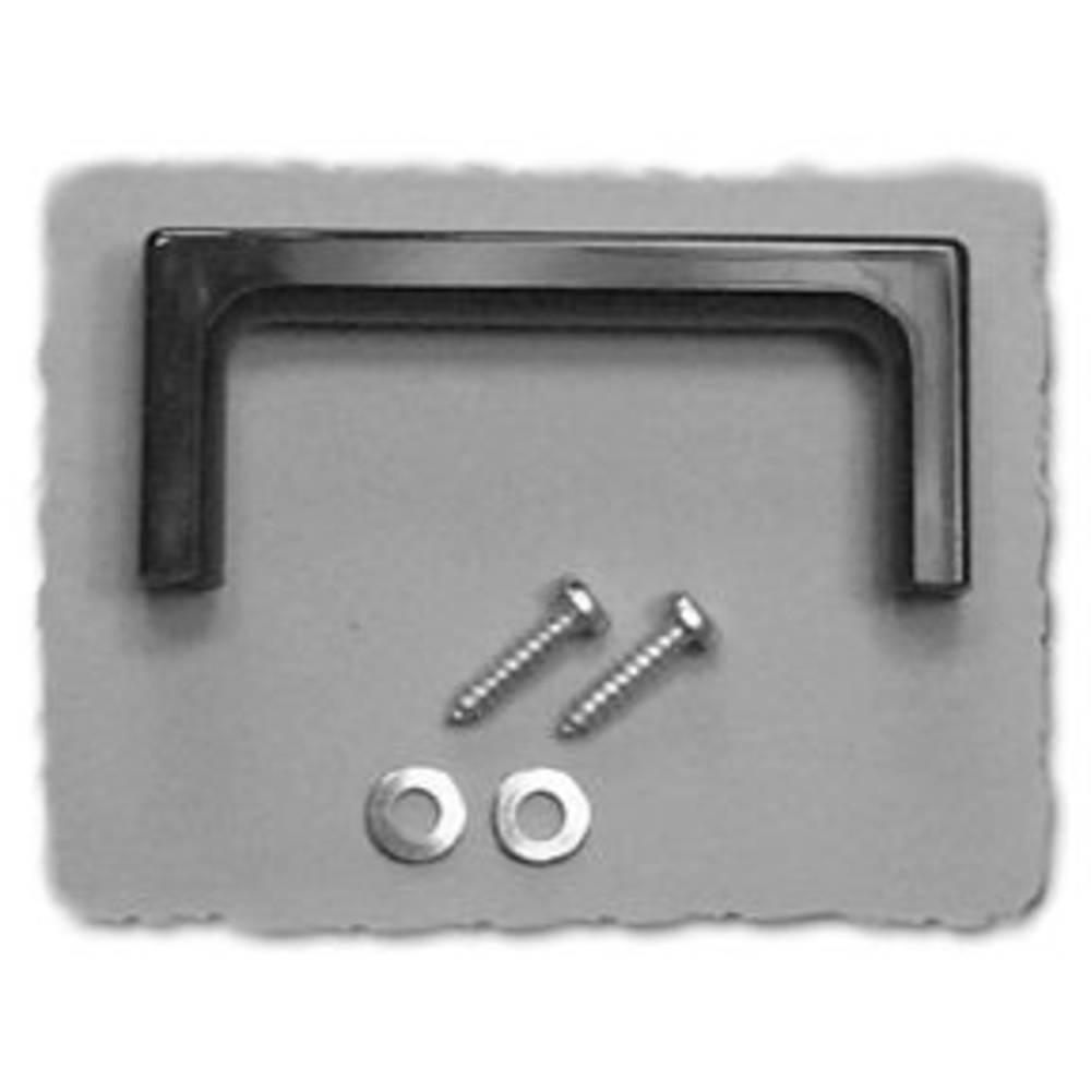 Kabinetgreb Hammond Electronics M250-663 Sort (L x B x H) 75 x 12 x 32 mm 1 stk