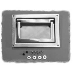 Klapgreb Hammond Electronics M262-01 Aluminium (L x B x H) 150 x 17.5 x 105 mm 1 stk