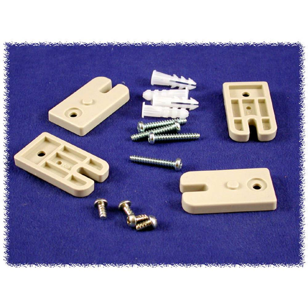 Vægholder Hammond Electronics MF0055 MF0055 ABS Grå 1 stk