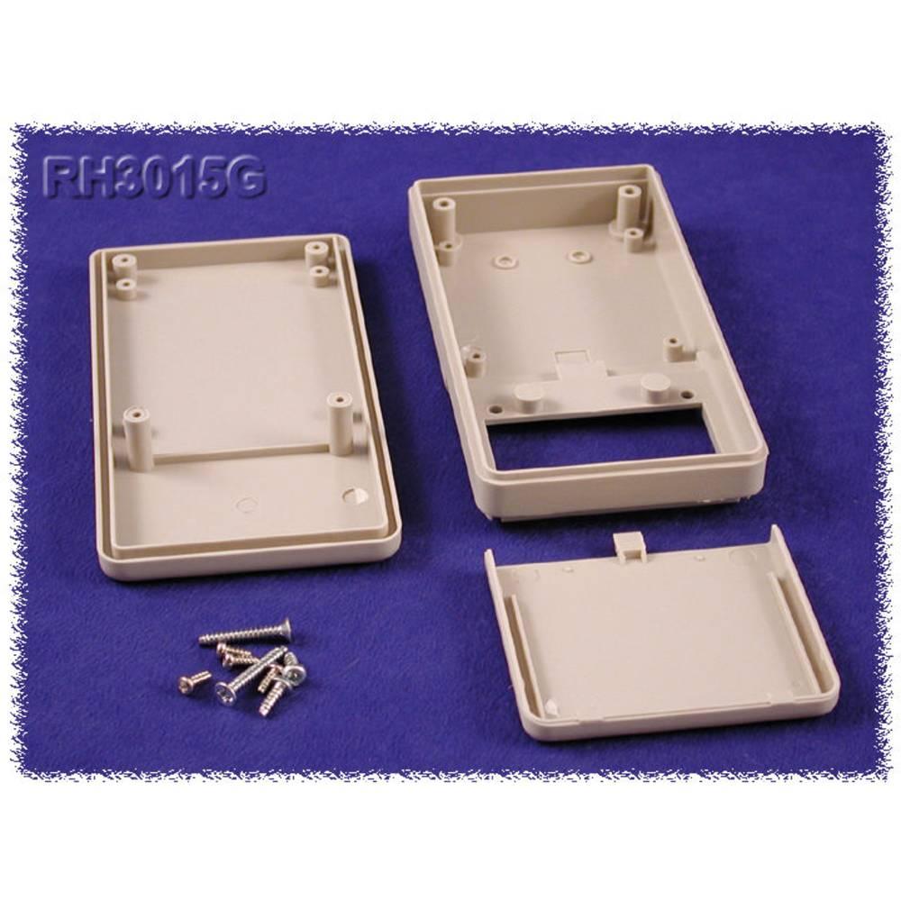 Hånd-kabinet Hammond Electronics RH3015 130 x 68 x 25 ABS Grå 1 stk