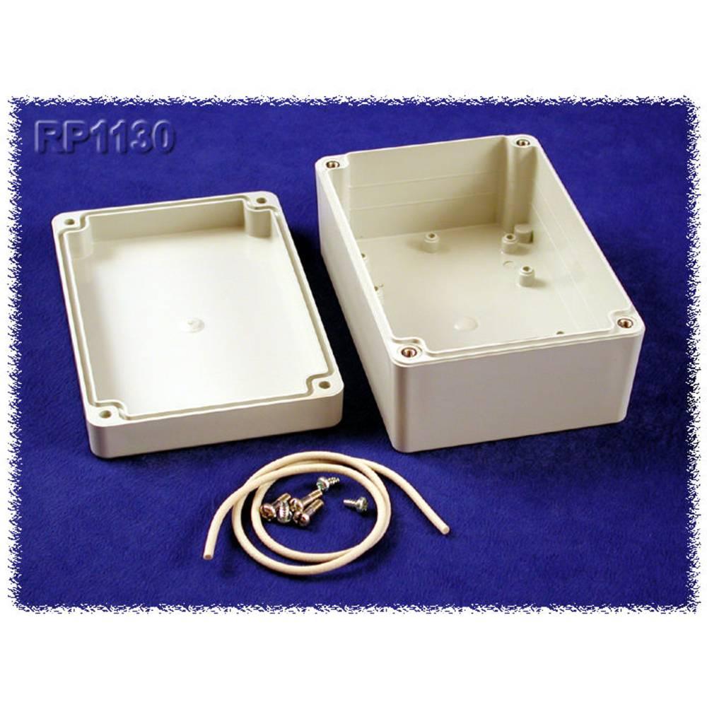 Universalkabinet 125 x 85 x 55 Polycarbonat Grå Hammond Electronics RP1130 1 stk