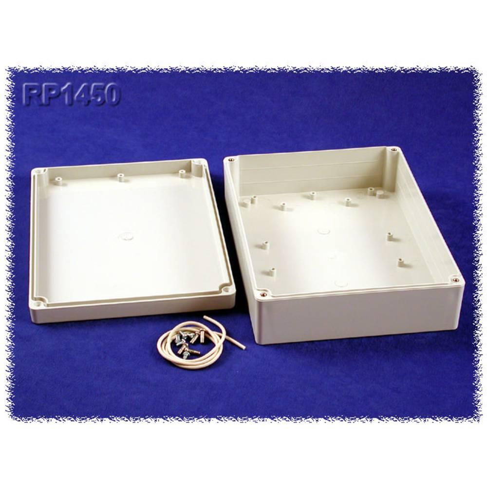 Universalkabinet 220 x 165 x 60 Polycarbonat Grå Hammond Electronics RP1450 1 stk