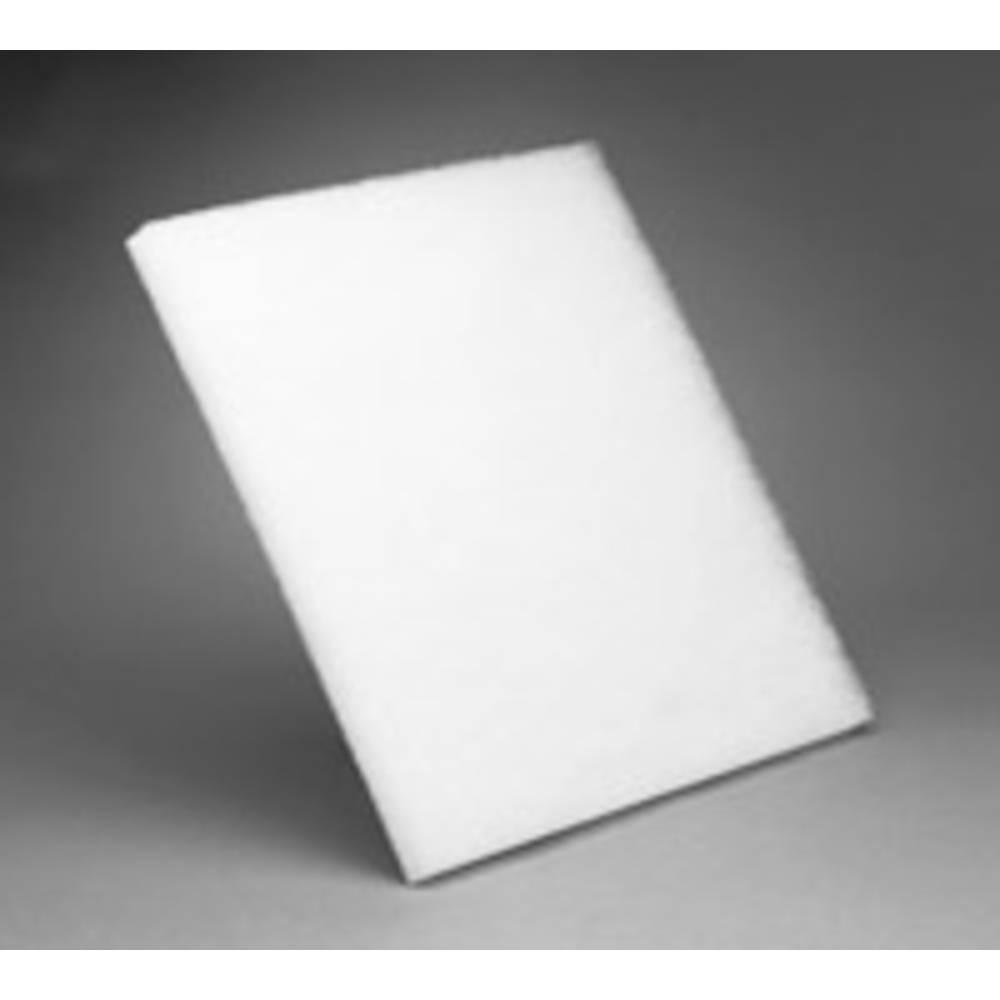 Reservefilter Hammond Electronics PFF2000 PFF2000 Hvid, Blå (L x B x H) 120 x 120 x 20 mm 5 stk