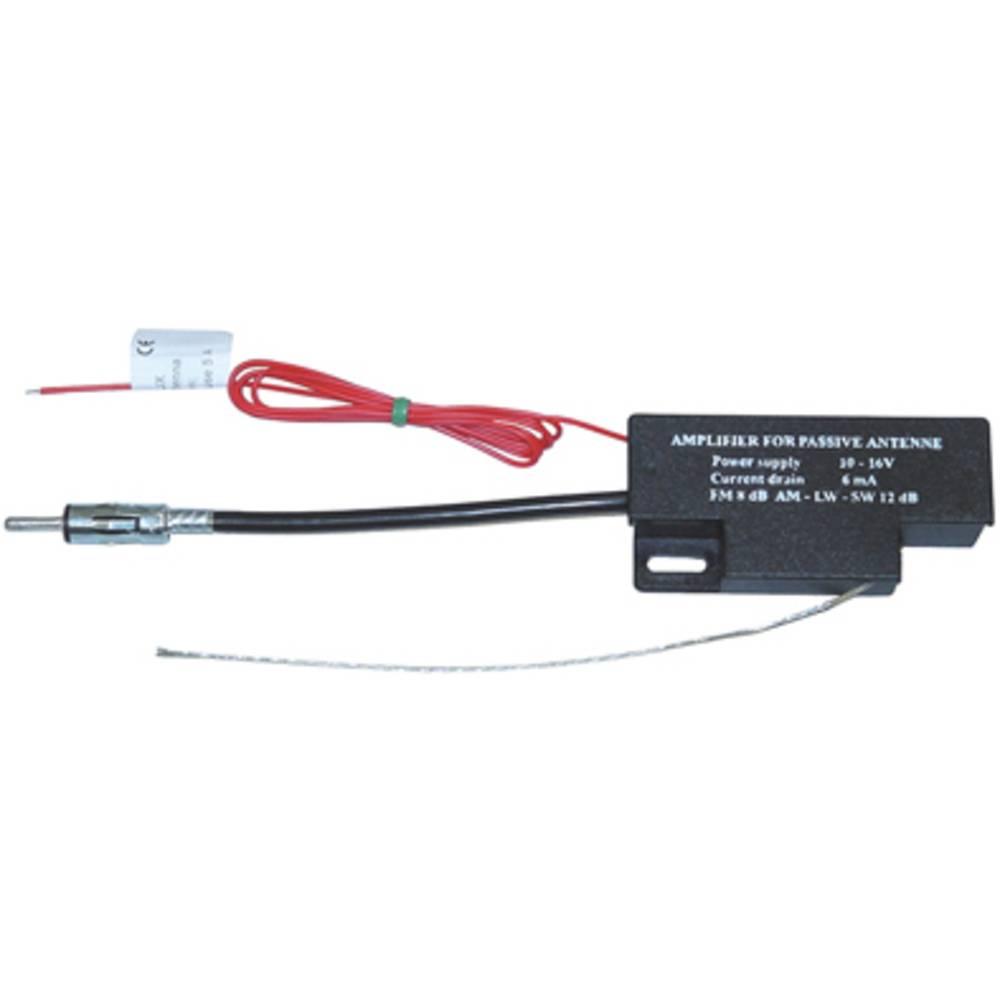 AIV Ojačevalnik za avto anteno ISO 150 ohmov Universel 12 cm