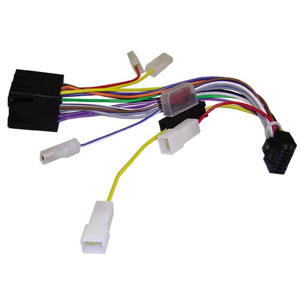 Univerzalni ISO-adapter z moškim konektorjem AIV Primerno za (znamka avtomobila): Universel