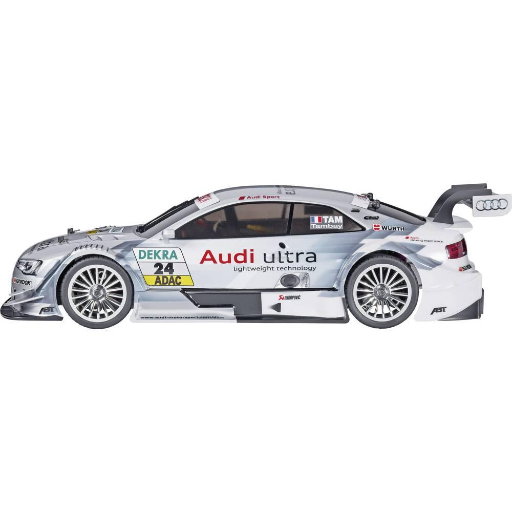 Karoserija Reely 1:10 Audi RS5 DTM Audi Ultra, lakirana, izrezana in poslikana