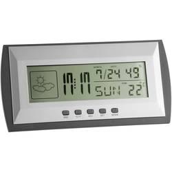 Elektronska digitalna vremenska postaja TFA, srebrna 35.1065