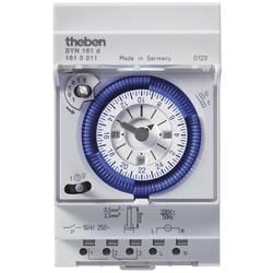 Uklopni sat za montažu na profilne šine, Theben