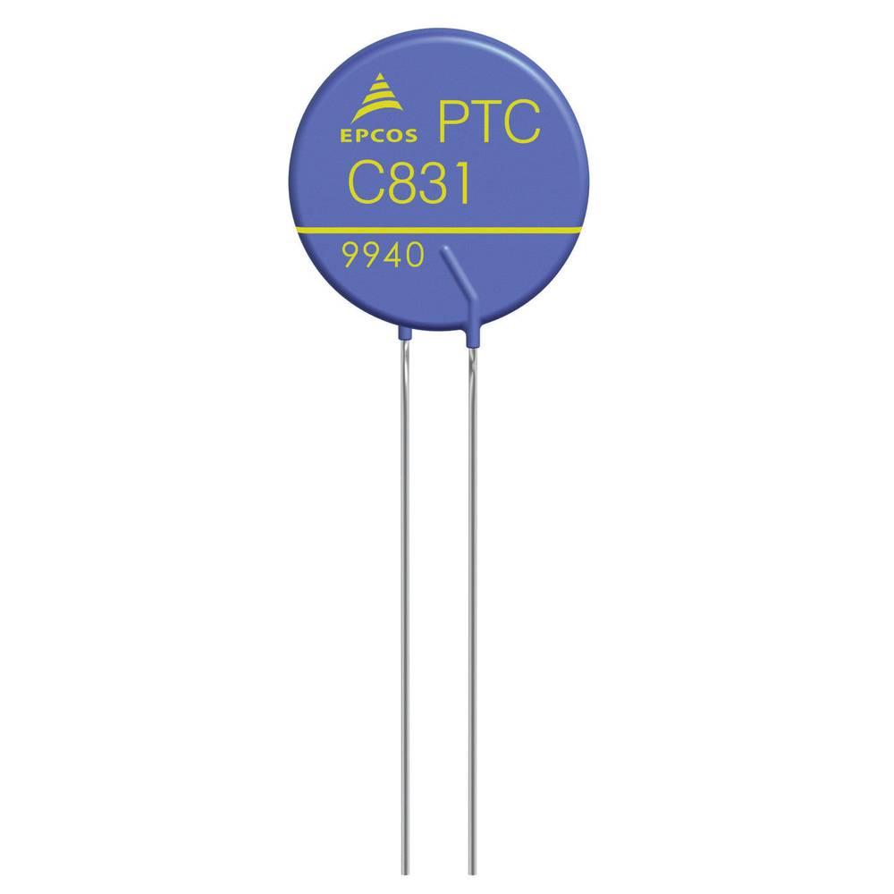 Termistor kot zaščita pred preobremenitvijo Epcos B 59 945 - B 59 995, 0,45 ohmov, 8 A B59945-C120-A70