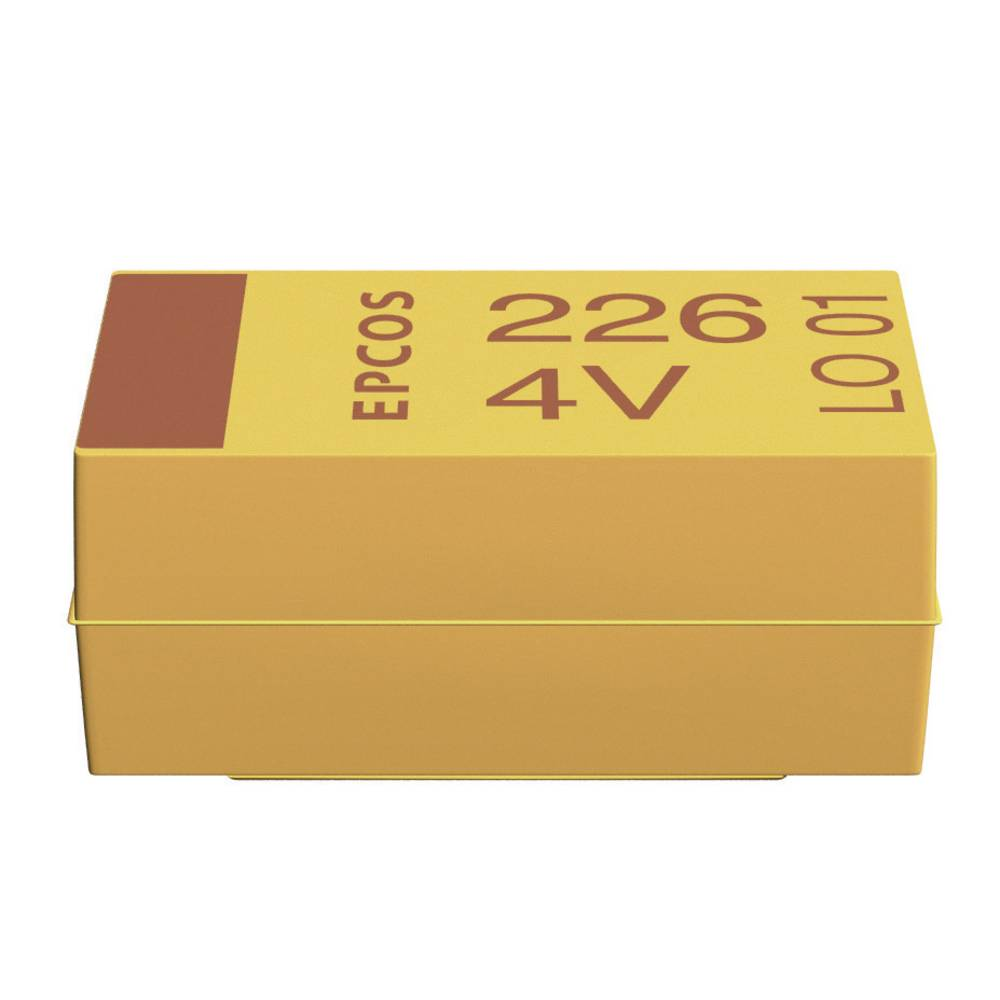 Kemet Tantalni kondenzator ''standardni'' T491C106K016ZT 10F 16 V/DC