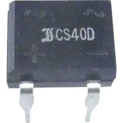 Mostični usmernik TRU Components TC-B80D DIL-4 160 V 1 A enofazni