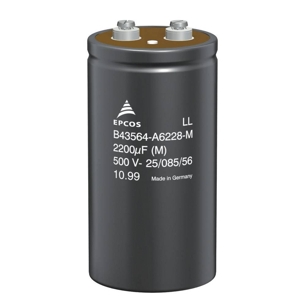 Epcos Al. elektrol.kondenzators vijčanim priklopom (OxV) 35.7mm x 55.7mm 10 B41456-B7109-M