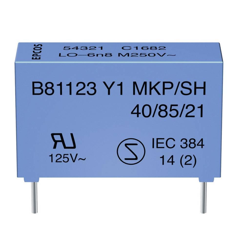 kondenzator protiv poteškoća Y1 sMOPOPRAV. 2,2 NF Epcos B81123C1222M