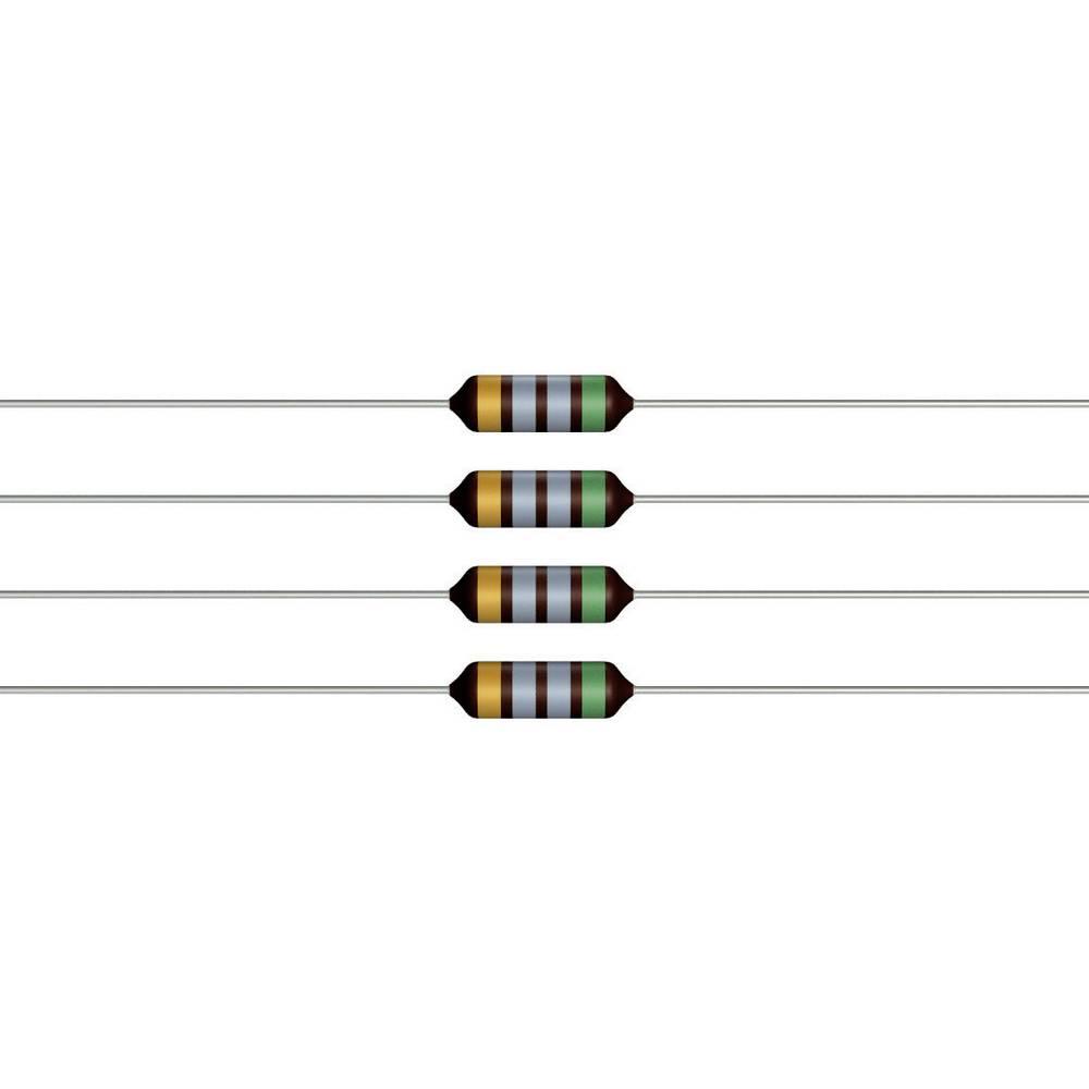 HF-dušilka radialno ožičena, raster 15 mm 10000 µH 42 Epcos B82144A2106J 1 kos