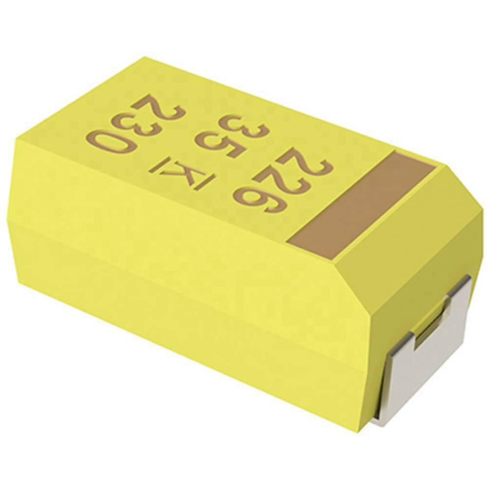Kemet Tantalni kondenzator HighCap T491B226K006ZT 22F 6.3 V