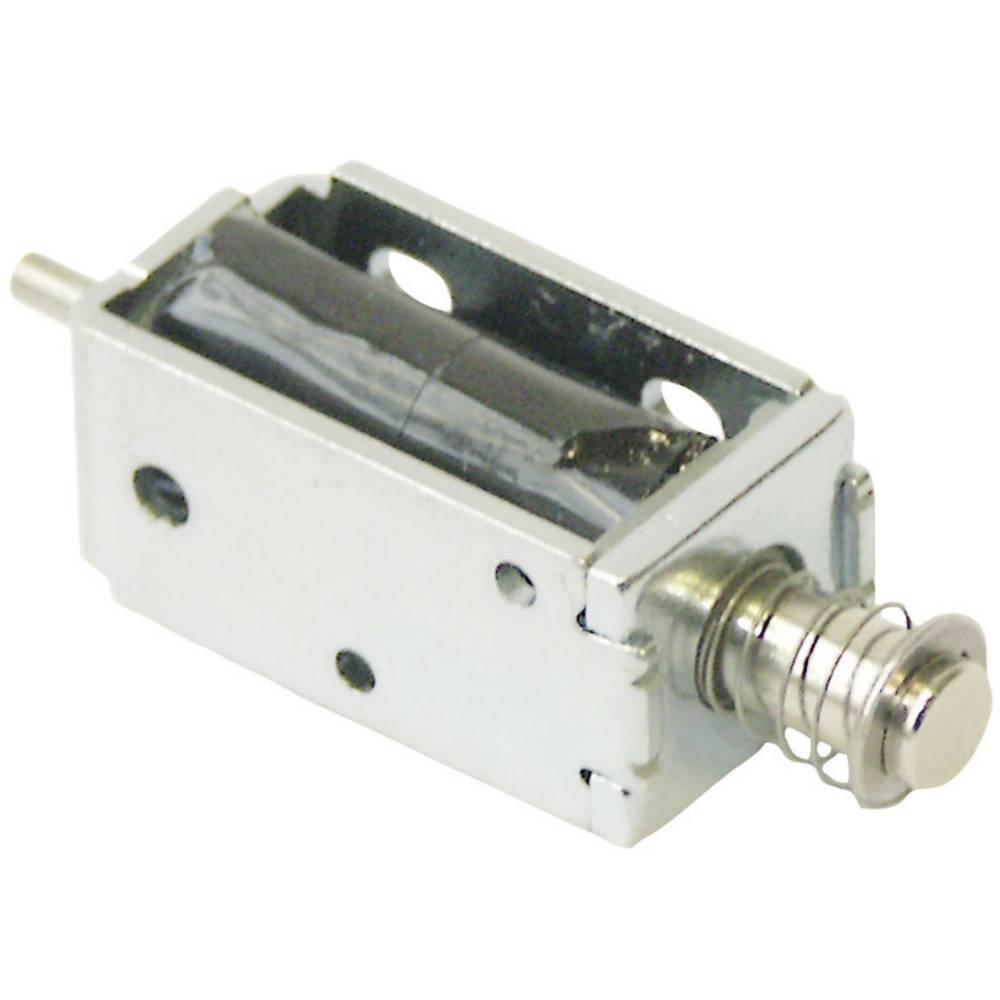 Magnet s nosačem od lima Intertec ITS-LS1110B-D 12 V/DC