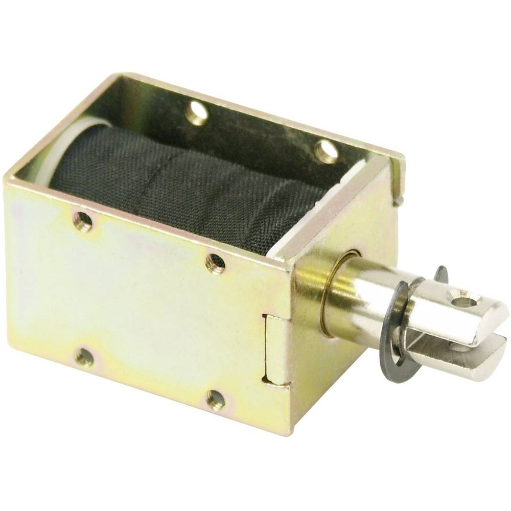 Magnet s nosačem od lima Intertec ITS-LS2924B-Z-12VDC