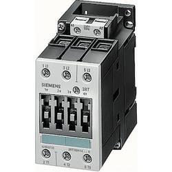 Kontaktor 1 st 3RT1017-1BB42 Siemens 3 NO 5.5 kW 24 V/DC 12 A med hjälpkontakt