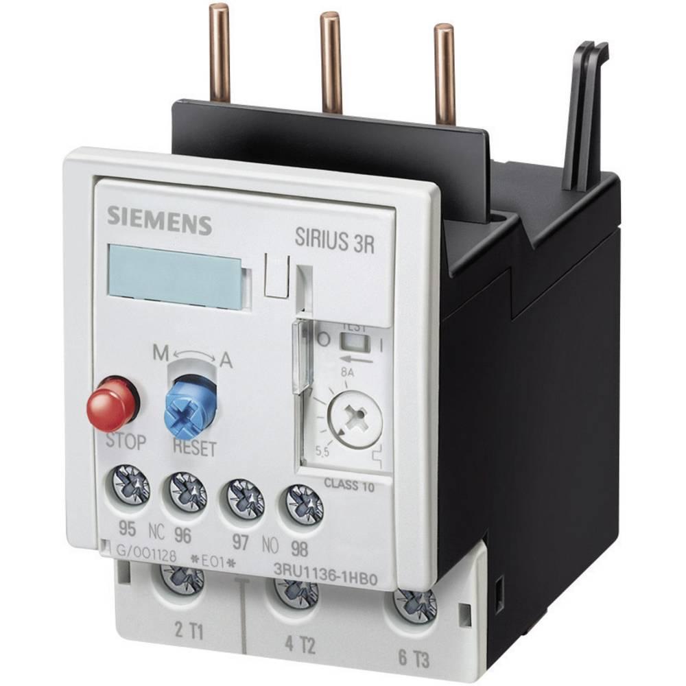 Preobremenitveni rele 1 zapiralni, 1 odpiralni 1 kos Siemens 3RU1126-4DB0