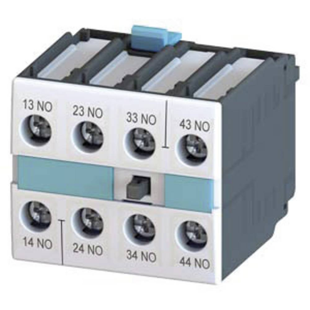 Pomožni kontaktni blok 1 kos 3RH1921-1FA40 Siemens 10 A primeren za serijo: Siemens Bauform S0, S2, S3