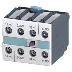 Hjälpkontaktblock 1 st 3RH1921-1FA04 Siemens 10 A Serie: Siemens Bauform S0, Siemens Bauform S2, Siemens Bauform S3