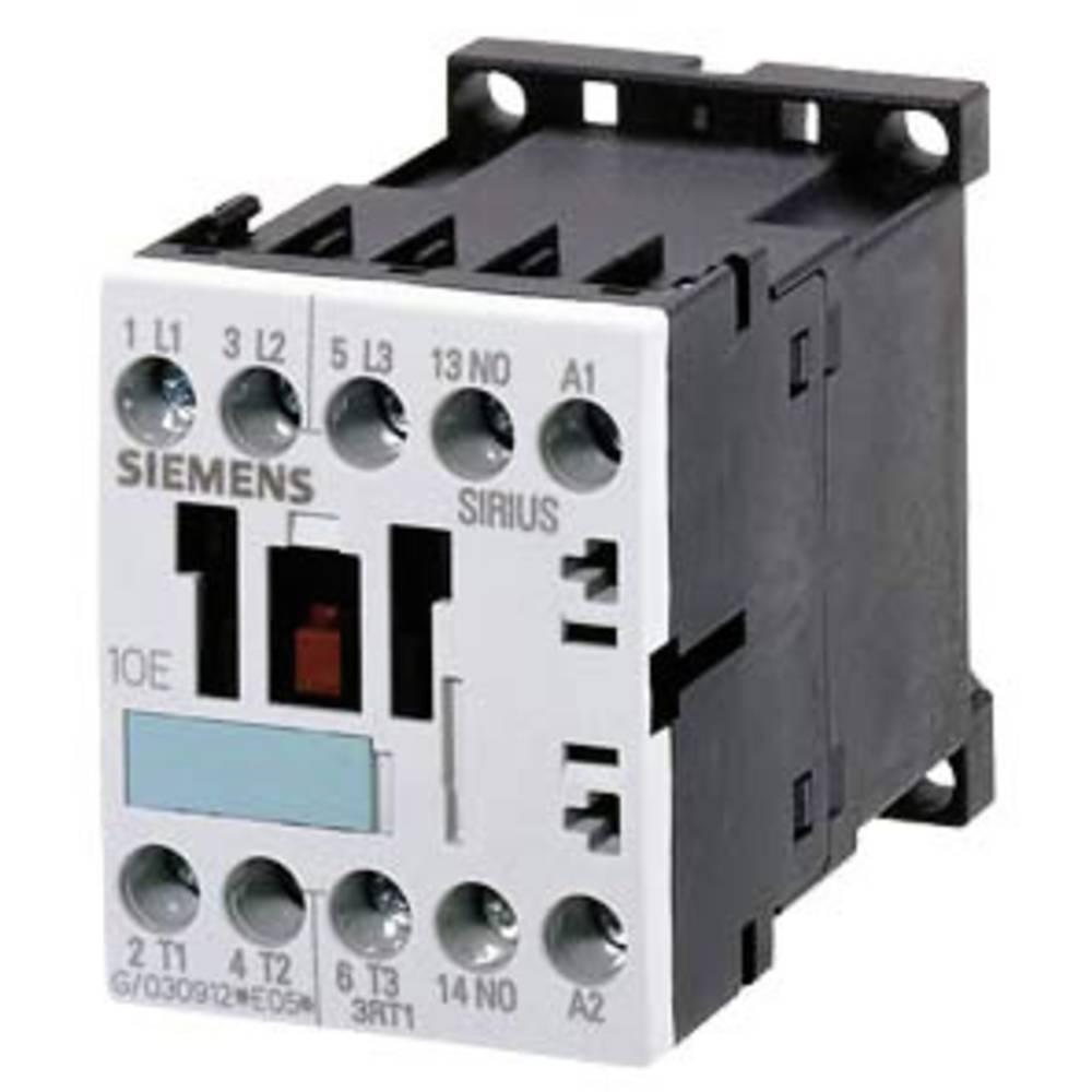 Kontaktor 1 kos 3RT1015-1AP01 Siemens 3 zapiralni 3 kW 230 V/AC 7 A s pomožnim kontaktom