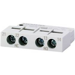 Hjälpbrytare 1 st Siemens 3RV1901-1D 1 switch (BxHxD) 45 x 12 x 17 mm