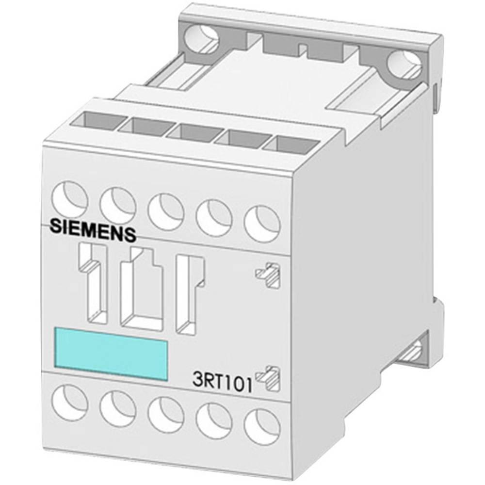 Kontaktor 1 kos 3RH1140-1BB40 Siemens 4 zapiralni 24 V/DC 10 A