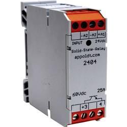Halbleiterrelais (value.1292894) 1 stk Appoldt POK22-24V/25 Last-Strøm (maks.): 25 A Koblingsspænding (max.): 60 V/DC