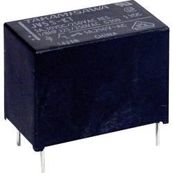 Miniaturni močnostni rele JV-12S-KT 12 V/DC 1 x vklopni kontakt maks.5 A 250 V/AC/ 30 V/DC Takamisawa