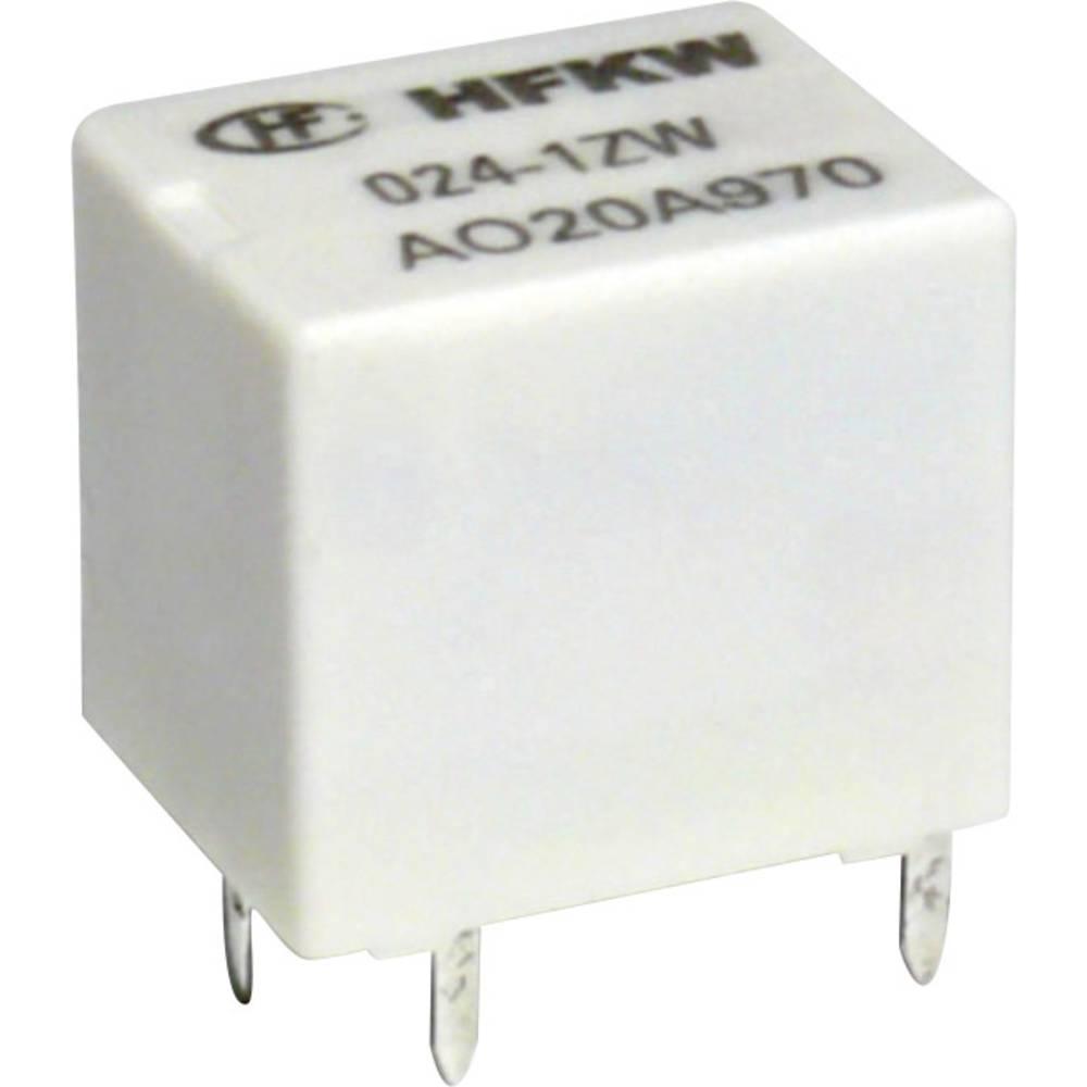 Visokostrujni relej serije HFKWHFKW HFKW/012-1Z W 12 V/DC 1xpreklopni kontakt 10 A Hongfa