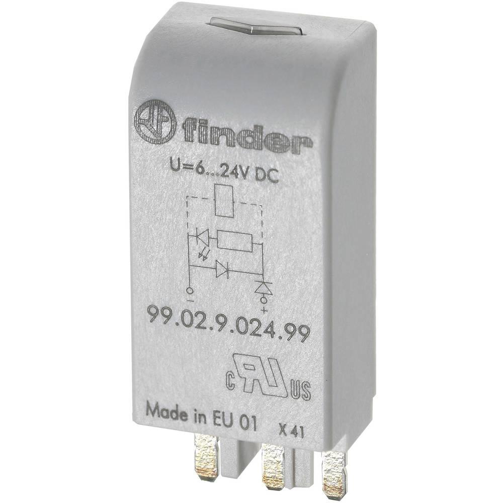 Steckmodul (value.1292944) Med RC-led 503068 stk Finder 503068 Passer til serie: Weg Serie MPW25 (value.1454958), Weg Serie CWC1